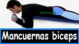 Ejercicios biceps braquial con mancuernas