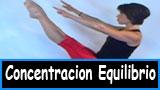 Ejercicios de concentracion y de equilibrio