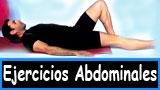 Ejercicios para los abdominales