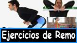 Analisis de los ejercicios de remo