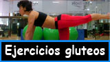 Ejercicios para los gluteos