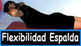 Ejercicios mejora flexibilidad espalda