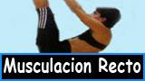 Ejercicios para muscular el recto del abdomen