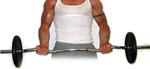 biceps con barra