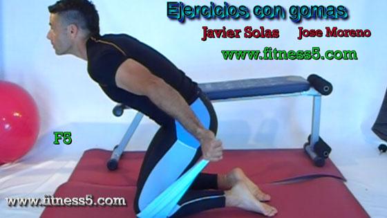 gomas ejercicios